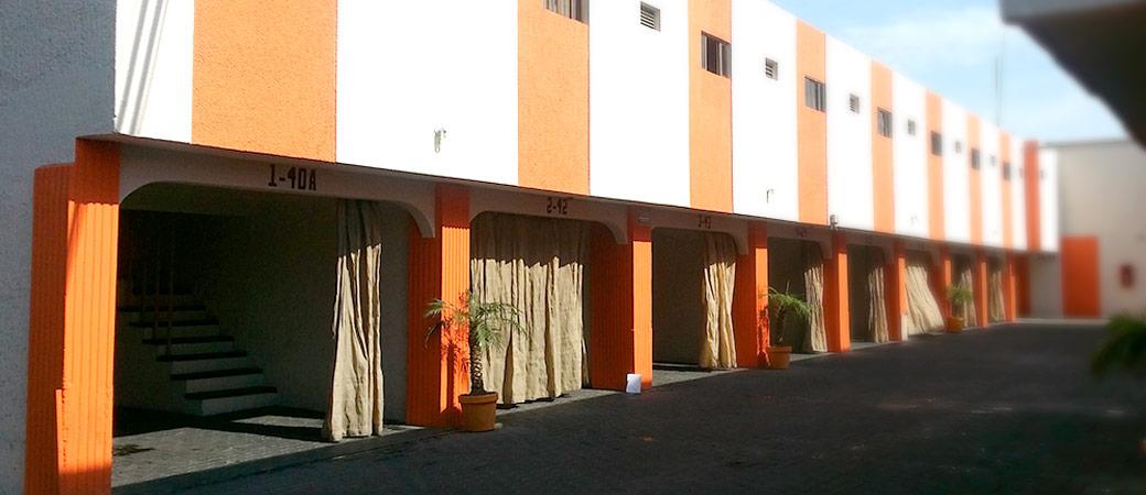 Motel el silencio for Motel con piscina privada